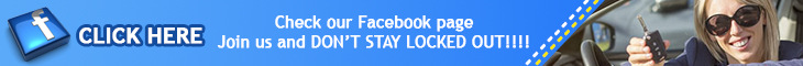 Join us on Facebook - Locksmith Granada Hills
